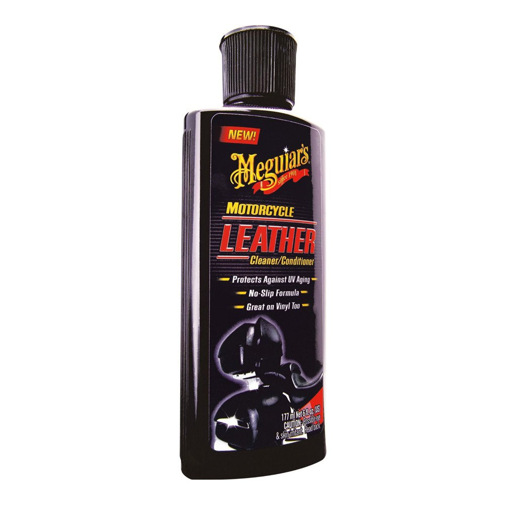 Motorcycle Leather Conditioner