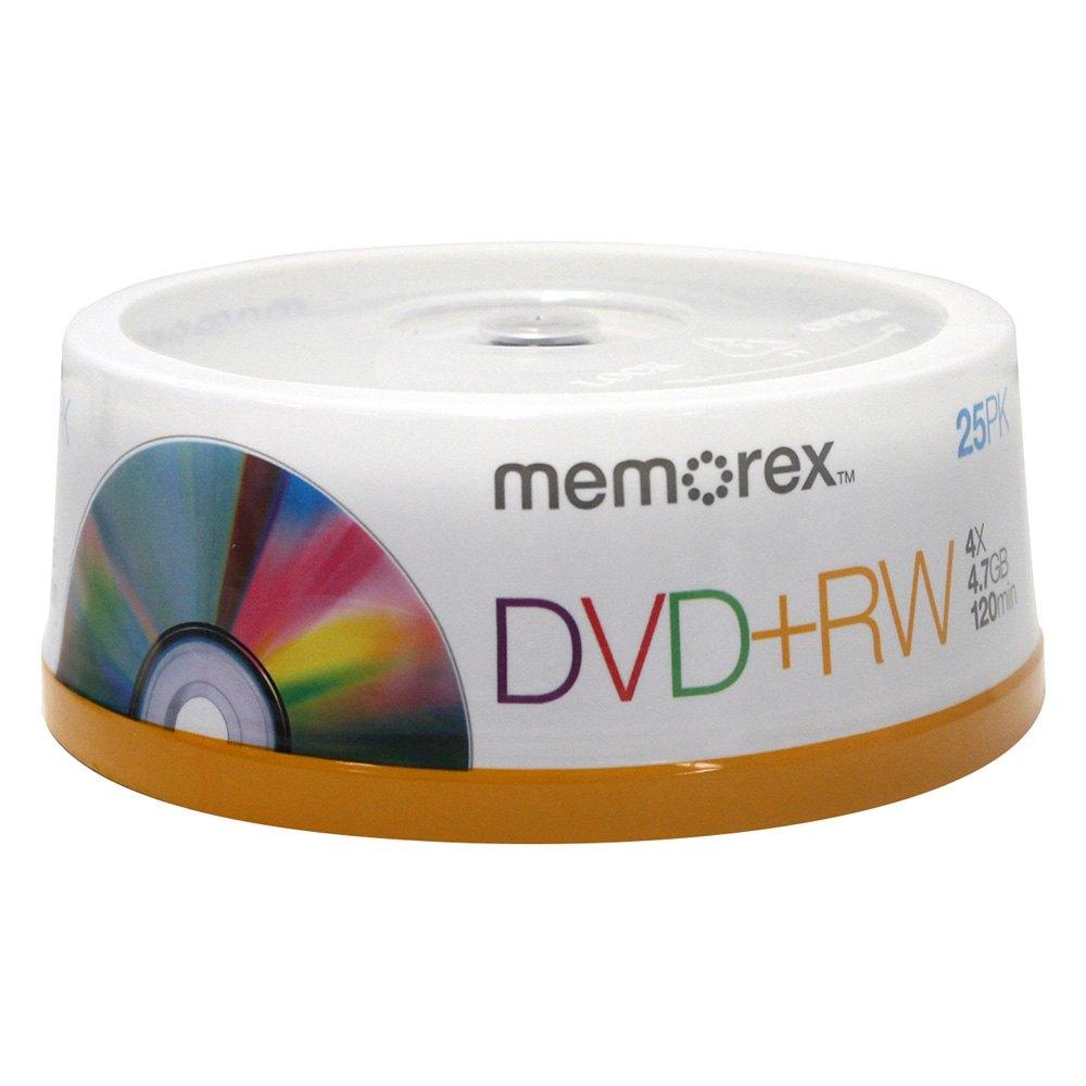 memorex 32025541 4x dvd rw media. Black Bedroom Furniture Sets. Home Design Ideas