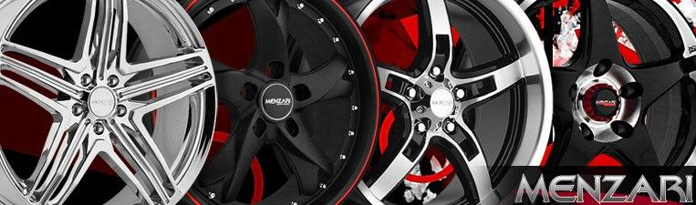 Menzari Wheels & Rims