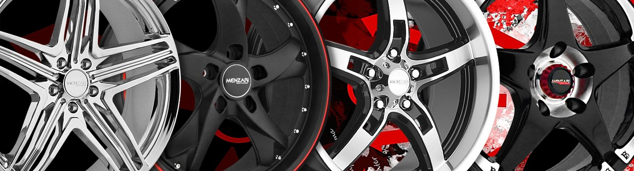 Universal MENZARI WHEELS & RIMS