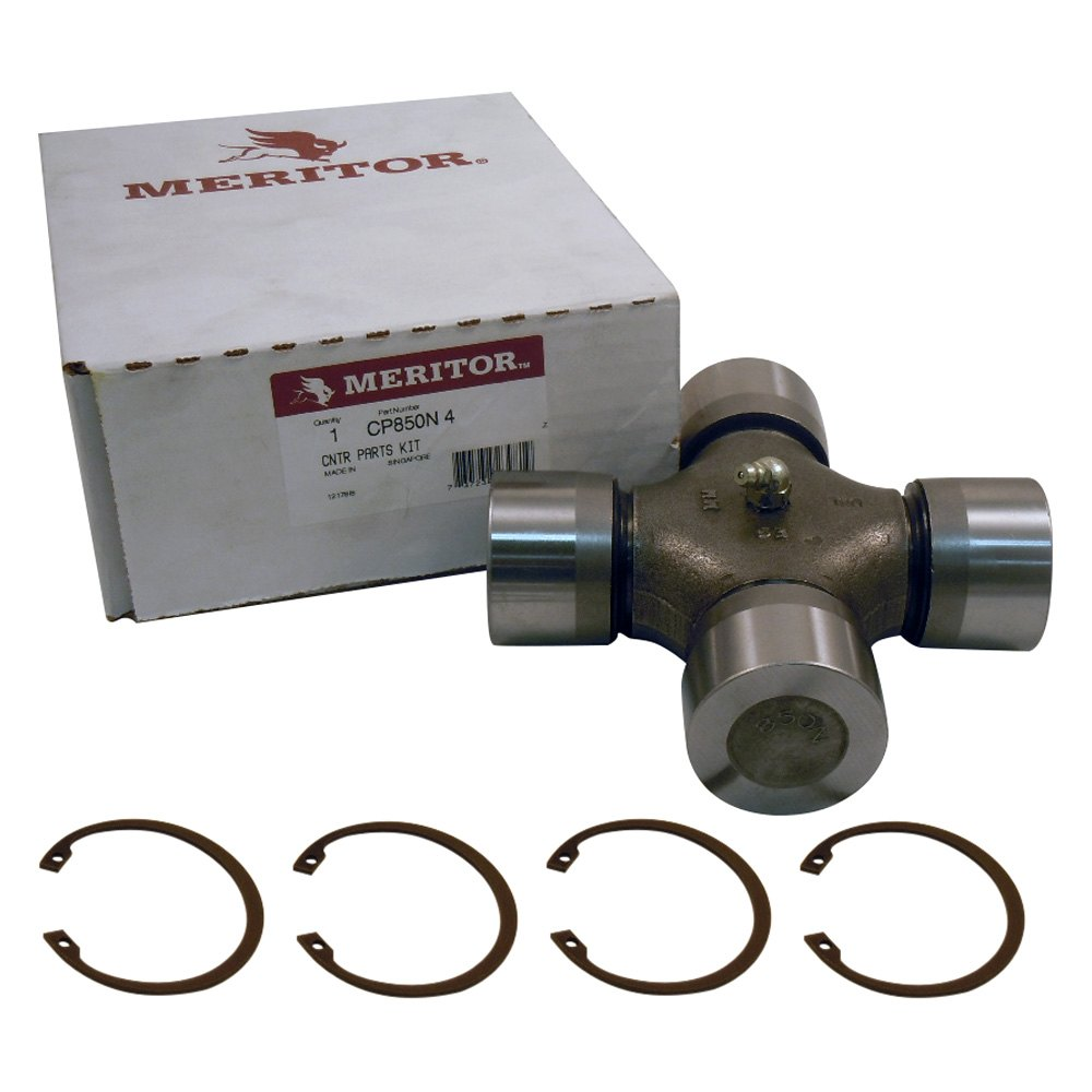 Meritor Steer Axle Parts Catalog : Meritor steer axles cp n axle u joint