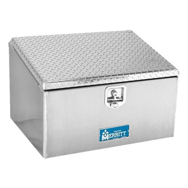 merritt singles Universal single door saddle box by merritt aluminum® material: aluminum this product is made of high-quality materials to serve you for years to come designed using state-of-the-art technology and with customers in mind, this product by merritt aluminum will last a lifetime it will meet your.