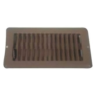 Metaline 12511 register 4 x 10 floor brown for 10 x 4 floor register