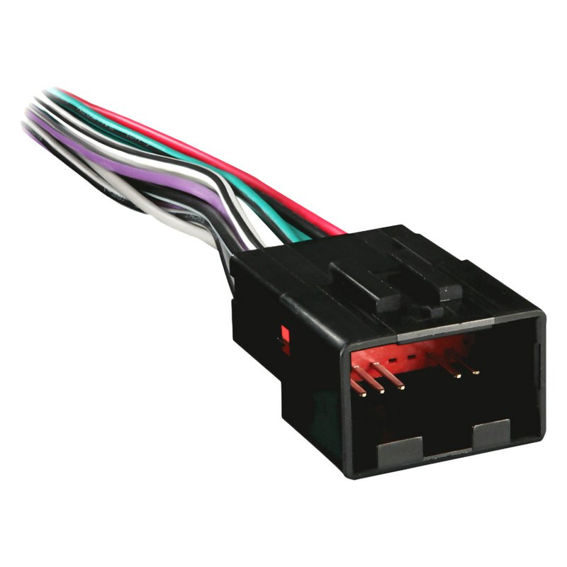 70 1771 metra� 70 1771 aftermarket radio wiring harness with oem plug Dash Kit for F150 at suagrazia.org