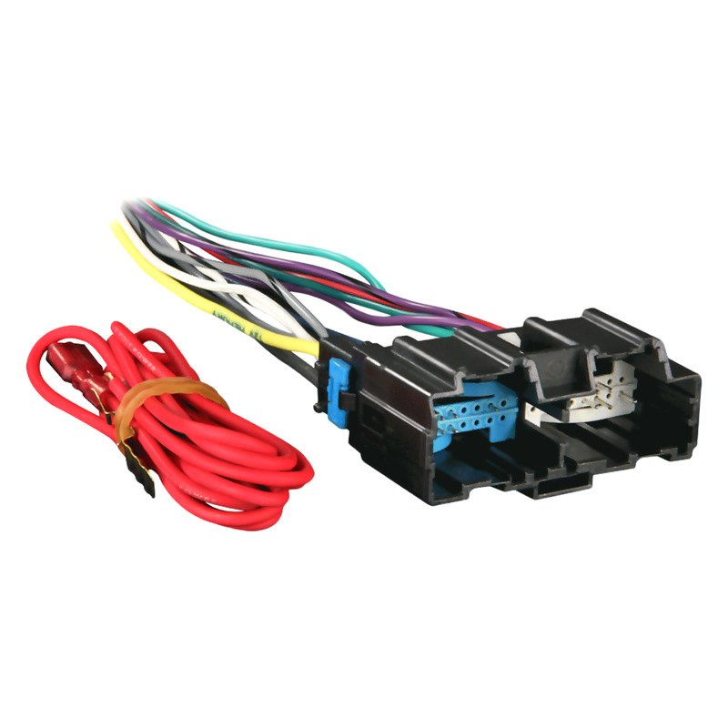 Metra 702105 70-2105 Installation Wiring Harness for Chevrolet Aveo and Pontiac