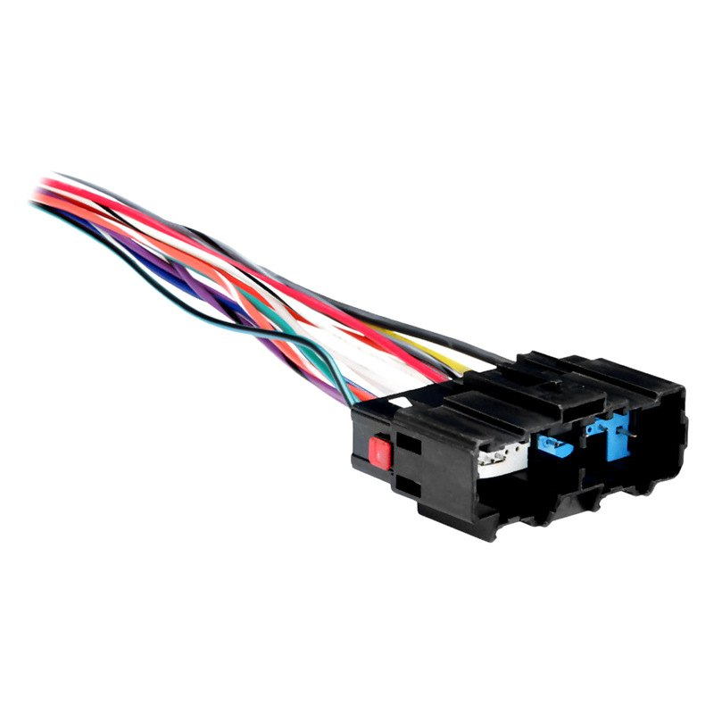 metra 174 70 2202 aftermarket radio wiring harness with oem