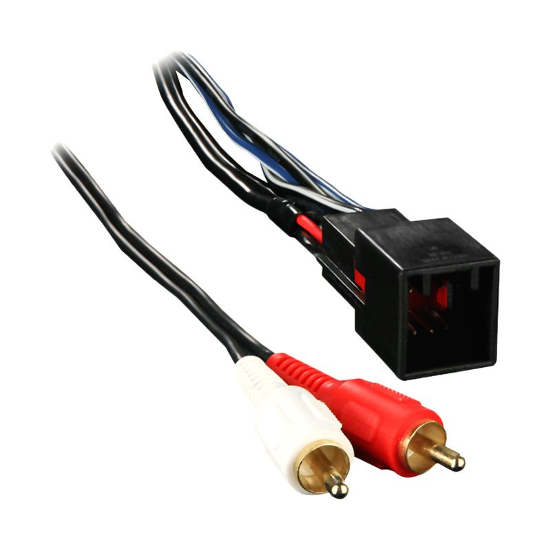 Excellent Metra 70 5702 Aftermarket Radio Wiring Harness With Oem Plug And Wiring Digital Resources Xeirawoestevosnl