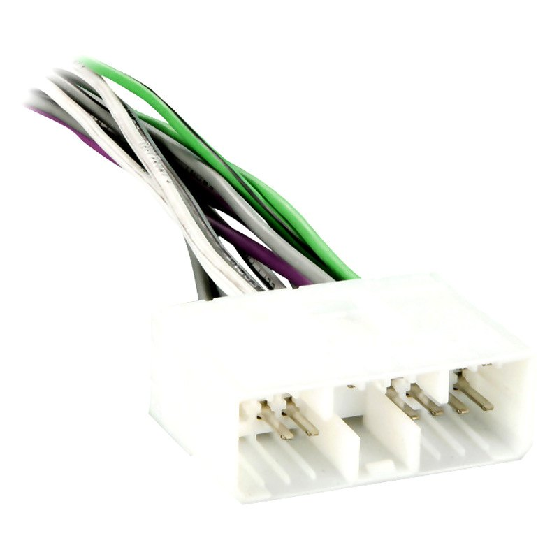 metra acirc reg aftermarket radio wiring harness oem plug metraacircreg aftermarket radio wiring harness oem plug and amplifier bypass