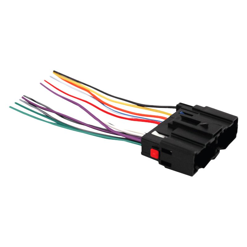metra 174 70 7302 aftermarket radio wiring harness with oem