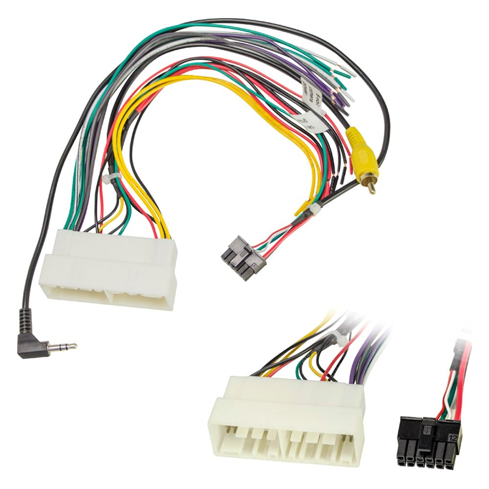 70 7306 metra� 70 7306 aftermarket radio wiring harness with oem plug aftermarket wiring harness at nearapp.co