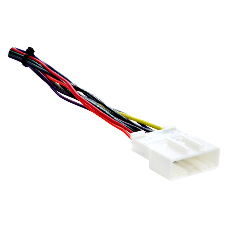 metra® - aftermarket radio wiring harness with oem