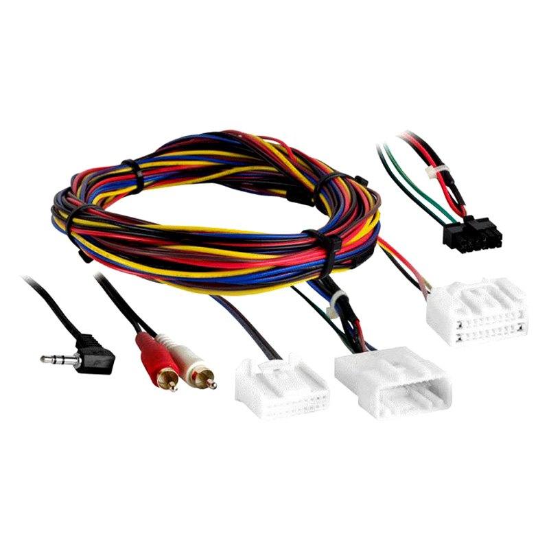 Metra 70 5520 Wiring Harness Diagram