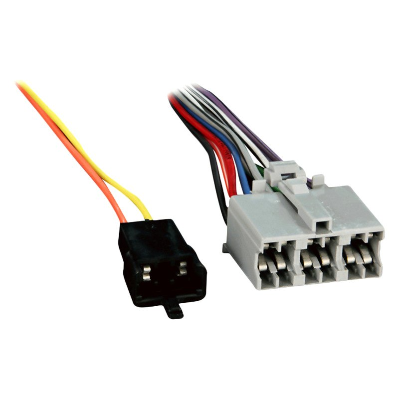 metra 71 1677 1 factory replacement wiring harness with. Black Bedroom Furniture Sets. Home Design Ideas