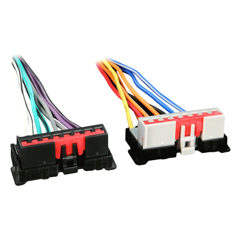 71 1770 metra� 71 1770 factory replacement wiring harness with oem radio  at nearapp.co