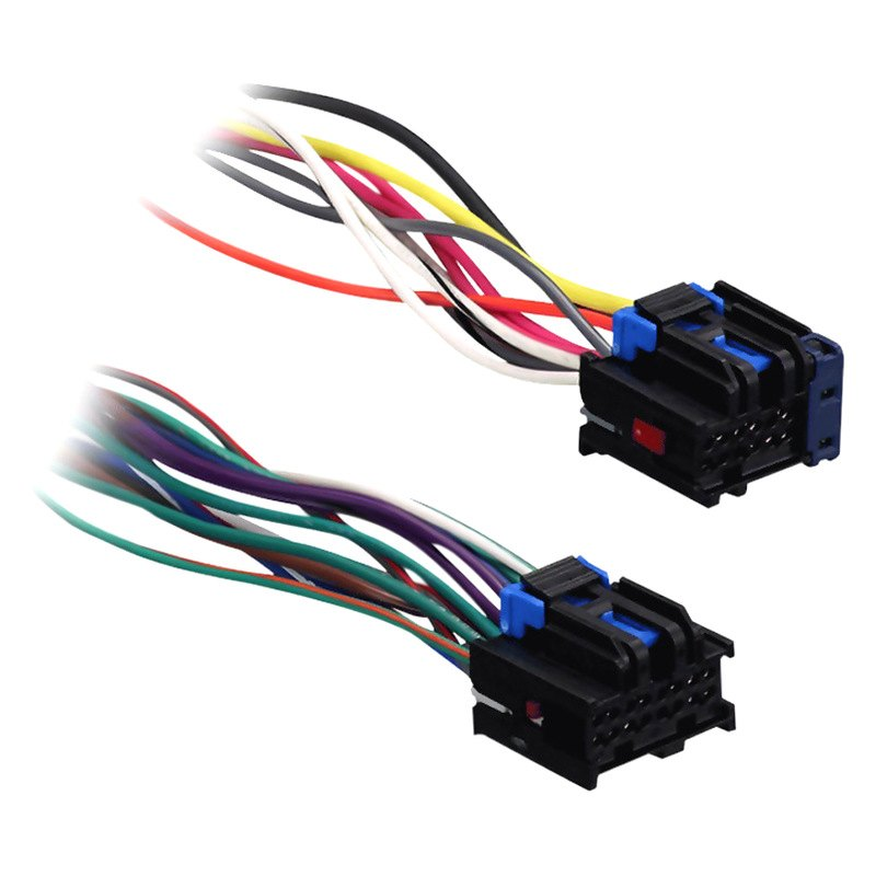 metra chevy silverado 2007 factory replacement wiring harness rh carid com Tekonsha Wiring Harness OEM Ford OEM Wiring Harness