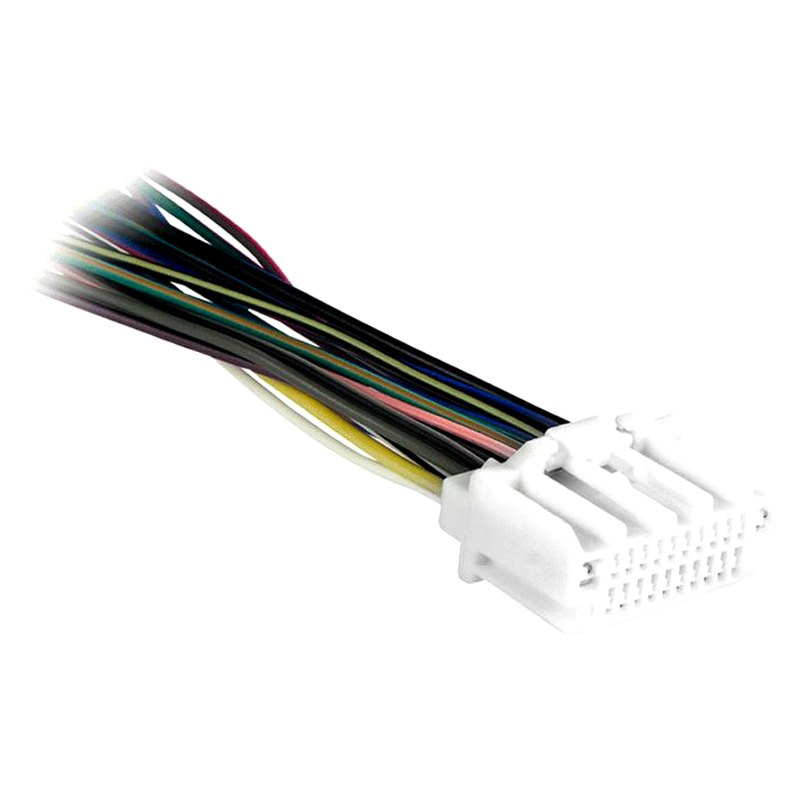 metra wiring harness dodge charger metra discover your wiring metra® 716524 wiring harness oem radio plugs