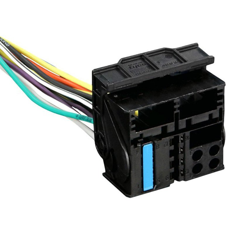 metra 71 9003 factory replacement wiring harness with euro oem rh carid com metra wiring harness bmw e46