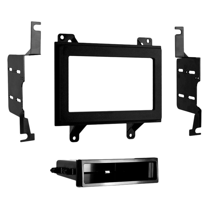 Metra 99 3045 singledouble din black stereo dash kit metra singledouble din black stereo dash kit sciox Image collections
