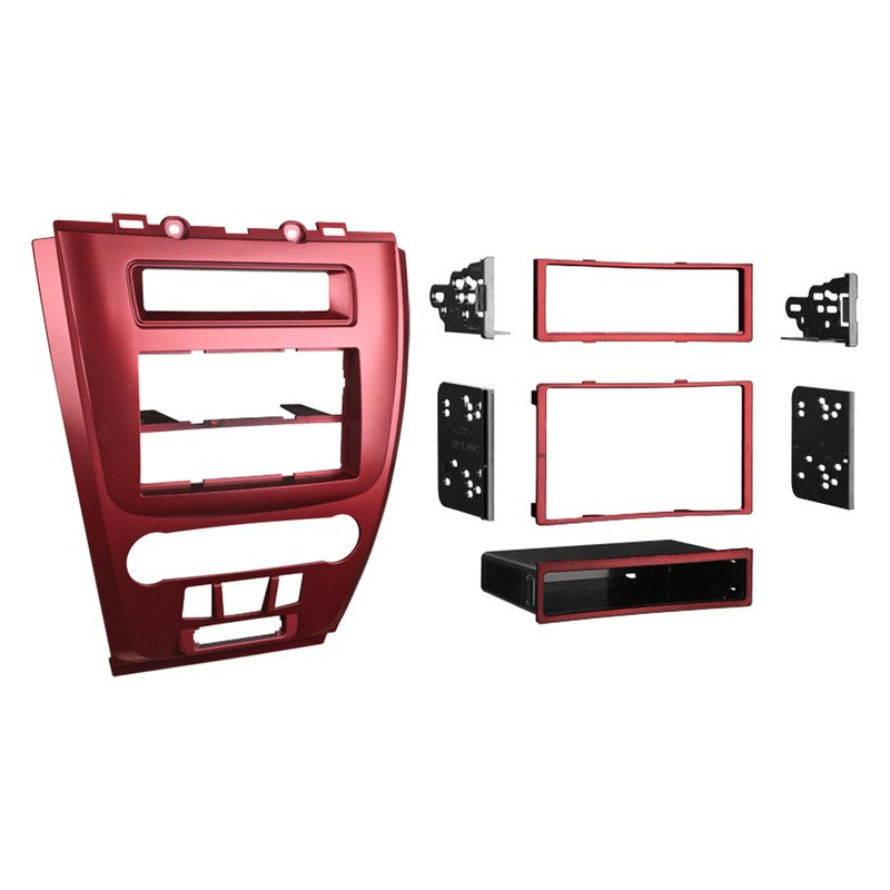 metra ford fusion 2010 single double din stereo dash kit. Black Bedroom Furniture Sets. Home Design Ideas