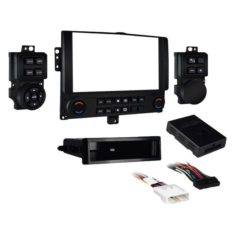 metra nissan pathfinder 2011 2012 single double din. Black Bedroom Furniture Sets. Home Design Ideas