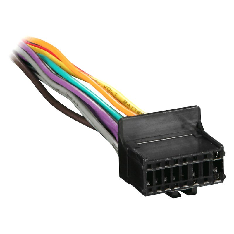 Wiring Harness For Pioneer