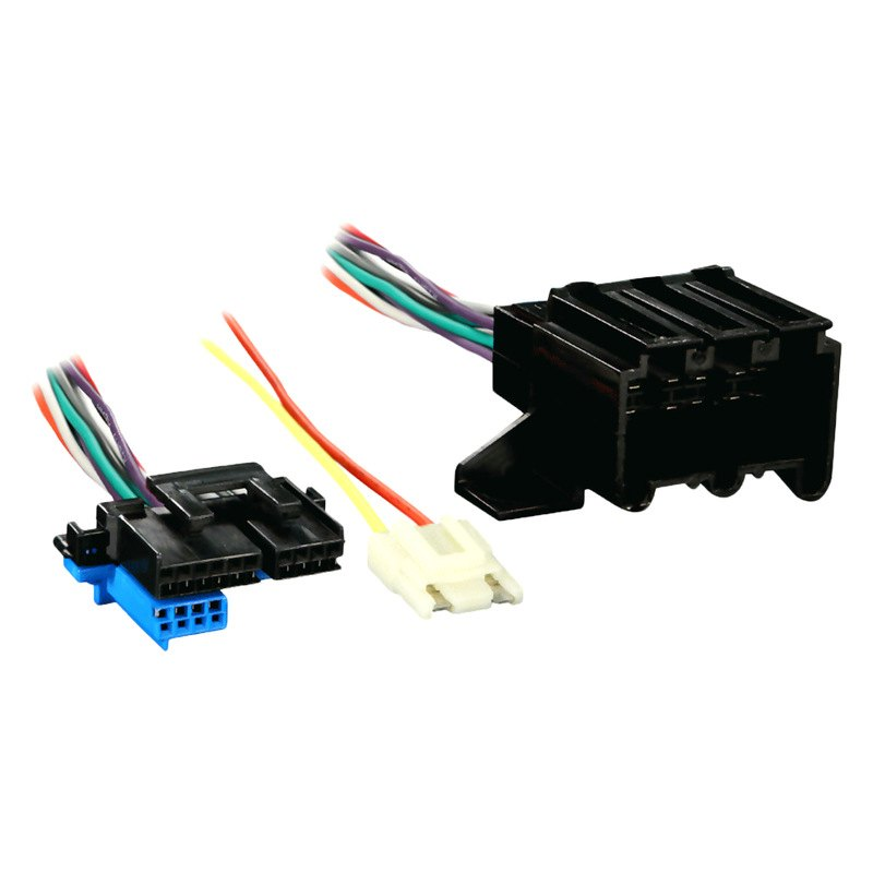 70 1862 metra� factory replacement wiring harness with oem radio plug factory wiring harness replacement at cos-gaming.co
