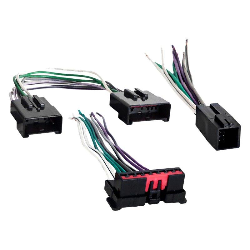 1995 ford f 150 radio wiring harness 1991 ford f 150 radio wiring harness metra® 70-5515 - ford f-150 1995 wiring harness with oem ...