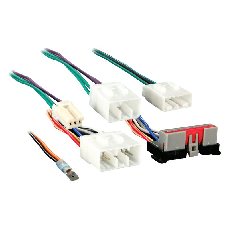 70 5720 metra� aftermarket radio wiring harness with oem plug Wiring Harness Diagram at edmiracle.co