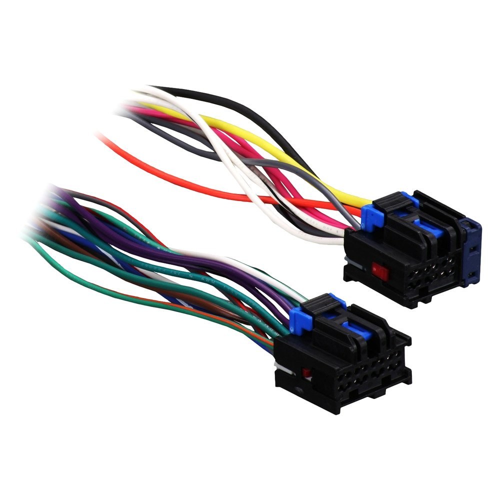 metra 71 2104 wiring harness with oem radio plugs. Black Bedroom Furniture Sets. Home Design Ideas
