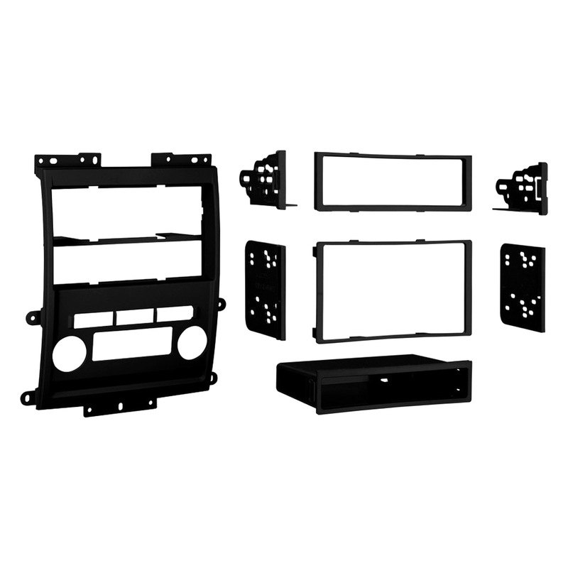 metra nissan frontier 2011 single double din stereo. Black Bedroom Furniture Sets. Home Design Ideas