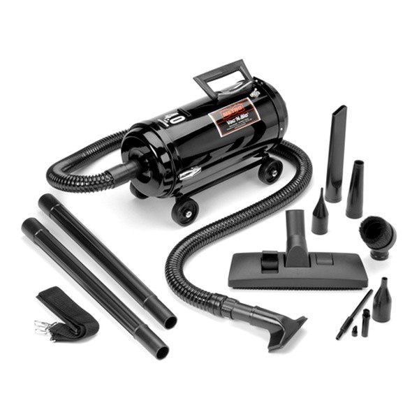 Compact Vac 'N' Blo Vacuum With 4 Wheel Dolly