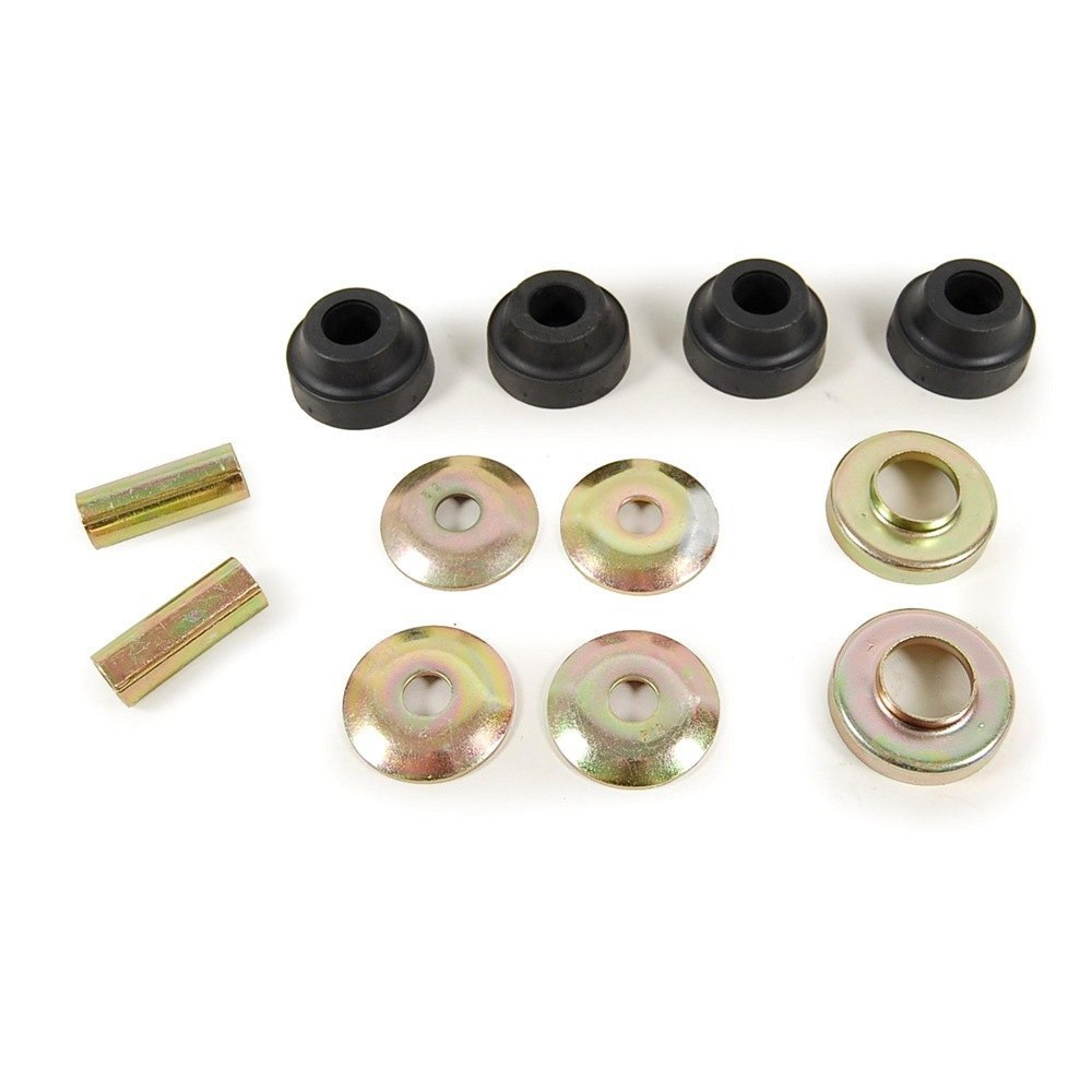 Mevotech ford mustang 1967 1973 front strut rod bushing kit for Suspension rond