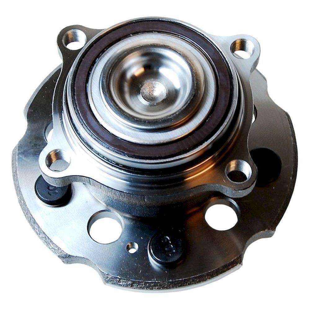 [2012 Honda Pilot Replace Rear Wheel Bearing]