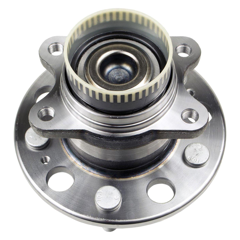 Rear Wheel Bearing Replacement >> Mevotech H512437 Rear Wheel Bearing And Hub Assembly