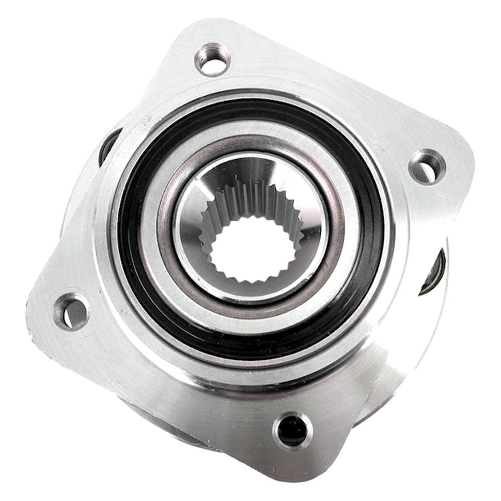 how to change a wheel bearing on a caravan