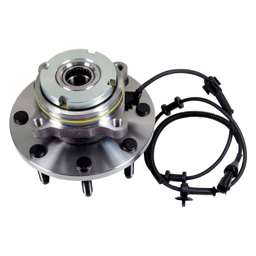 Sealed Bearing Assembly : Ford excursion  mevotech h front wheel
