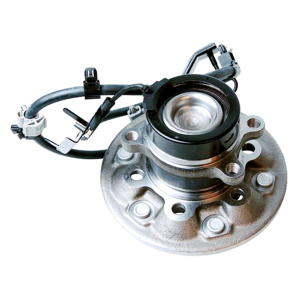 Mevotech chevy colorado 2005 front wheel bearing and - 2005 chevy colorado interior parts ...