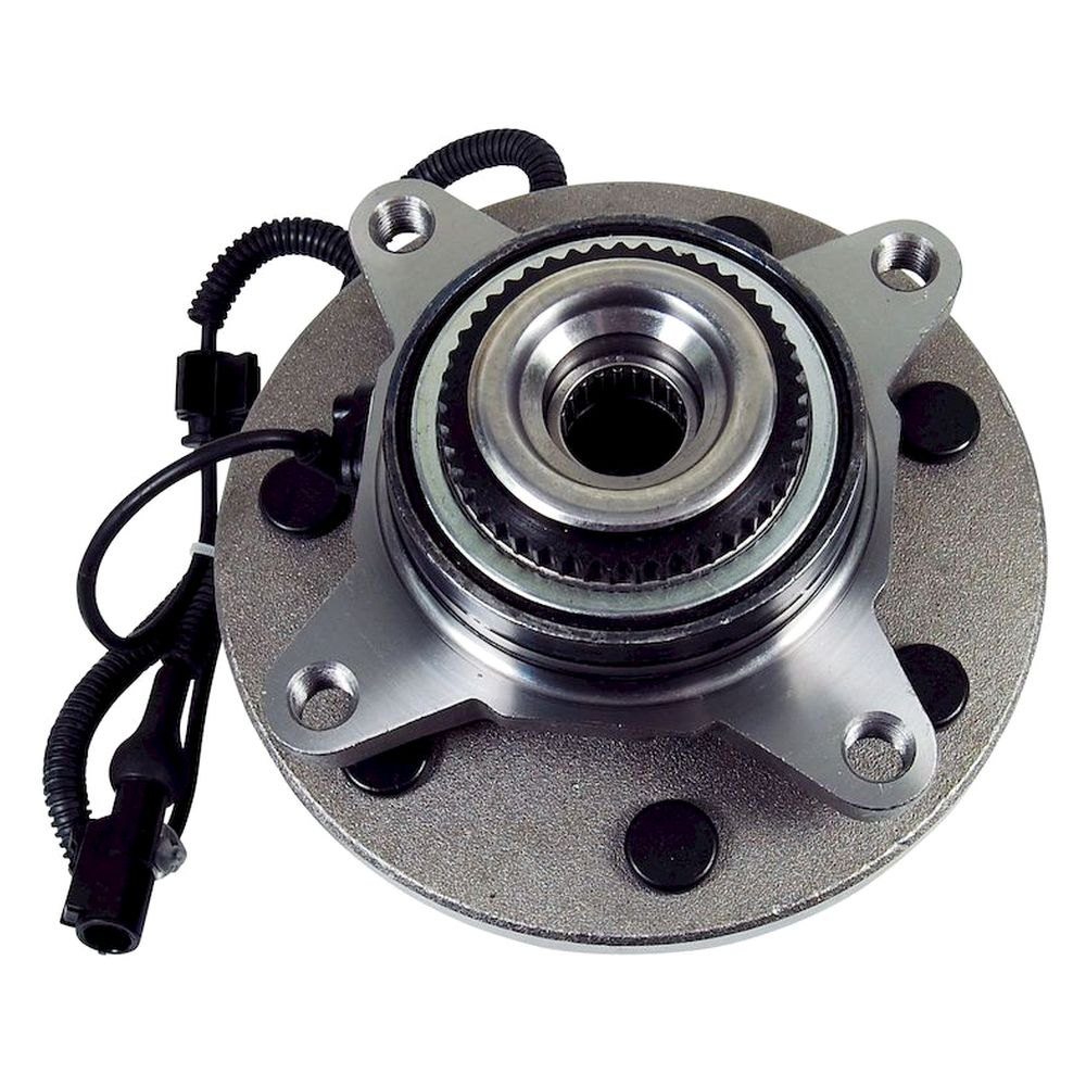 Mevotech 174 Ford F 150 2009 Front Wheel Bearing And Hub