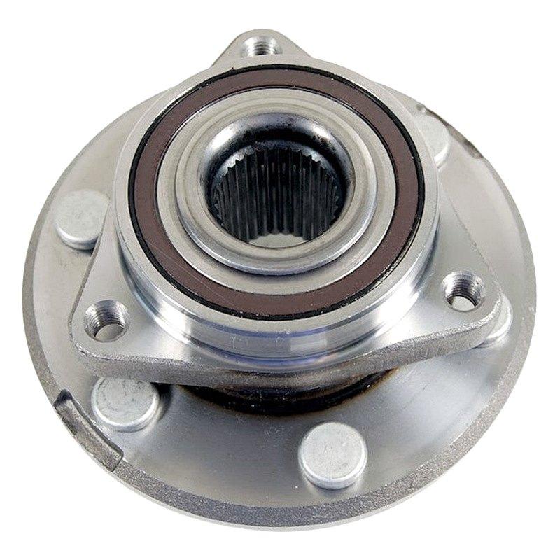 Buick Enclave 2010-2011 Wheel Bearing And Hub