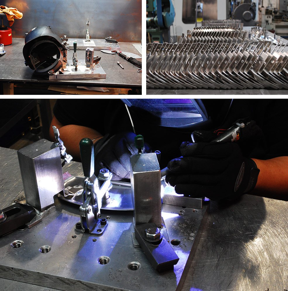 Tig Welding Stations