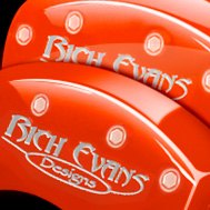 MGP® - Caliper Covers with Rich Evans Designs Engraved