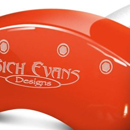 MGP® - Caliper Covers with Rich Evans Design Logo