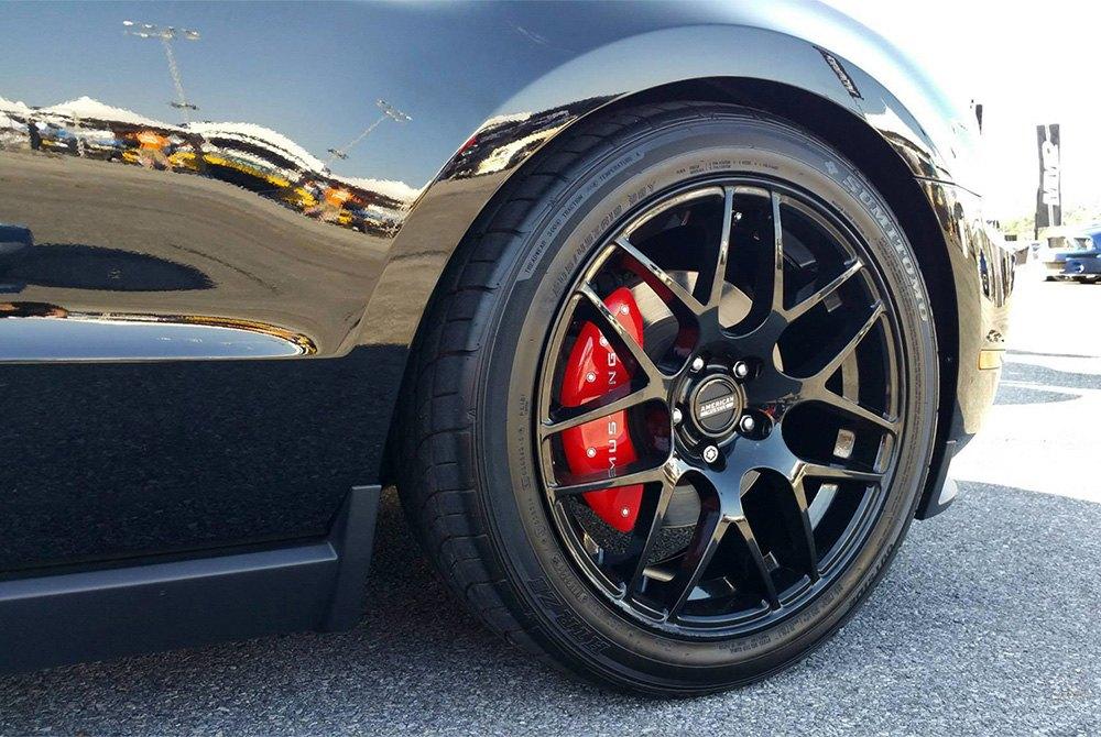 Mustang Cobra Car Cover