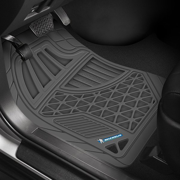 All Weather Floor Mats >> Michelin Heavy Duty Rubber Floor Mats
