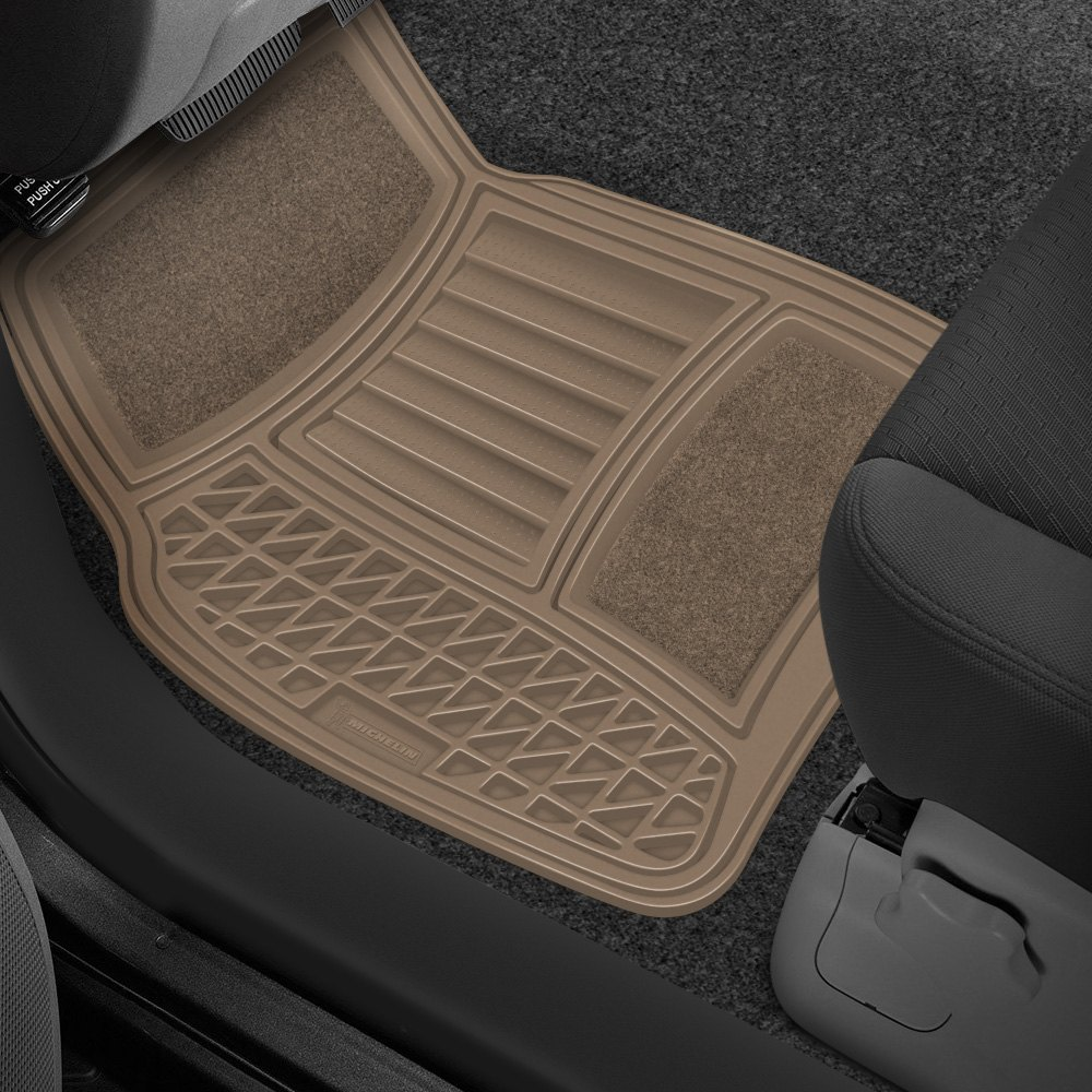 Michelin 174 Premium Rubber Floor Mats