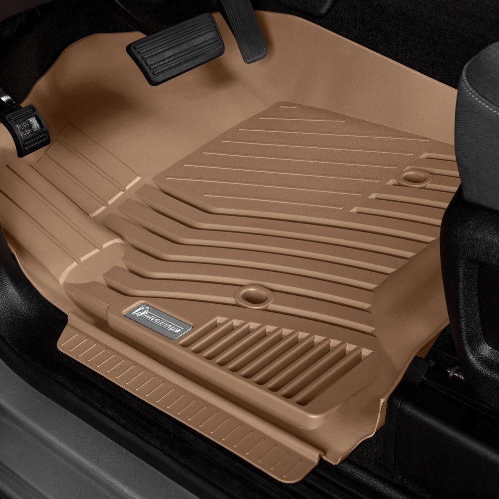 Michelin 174 Chevy Silverado With Carpet Flooring 2012