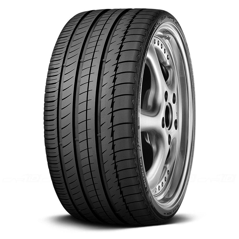 Michelin Tire 255/35r 19 90y Pilot Sport Ps2 Summer