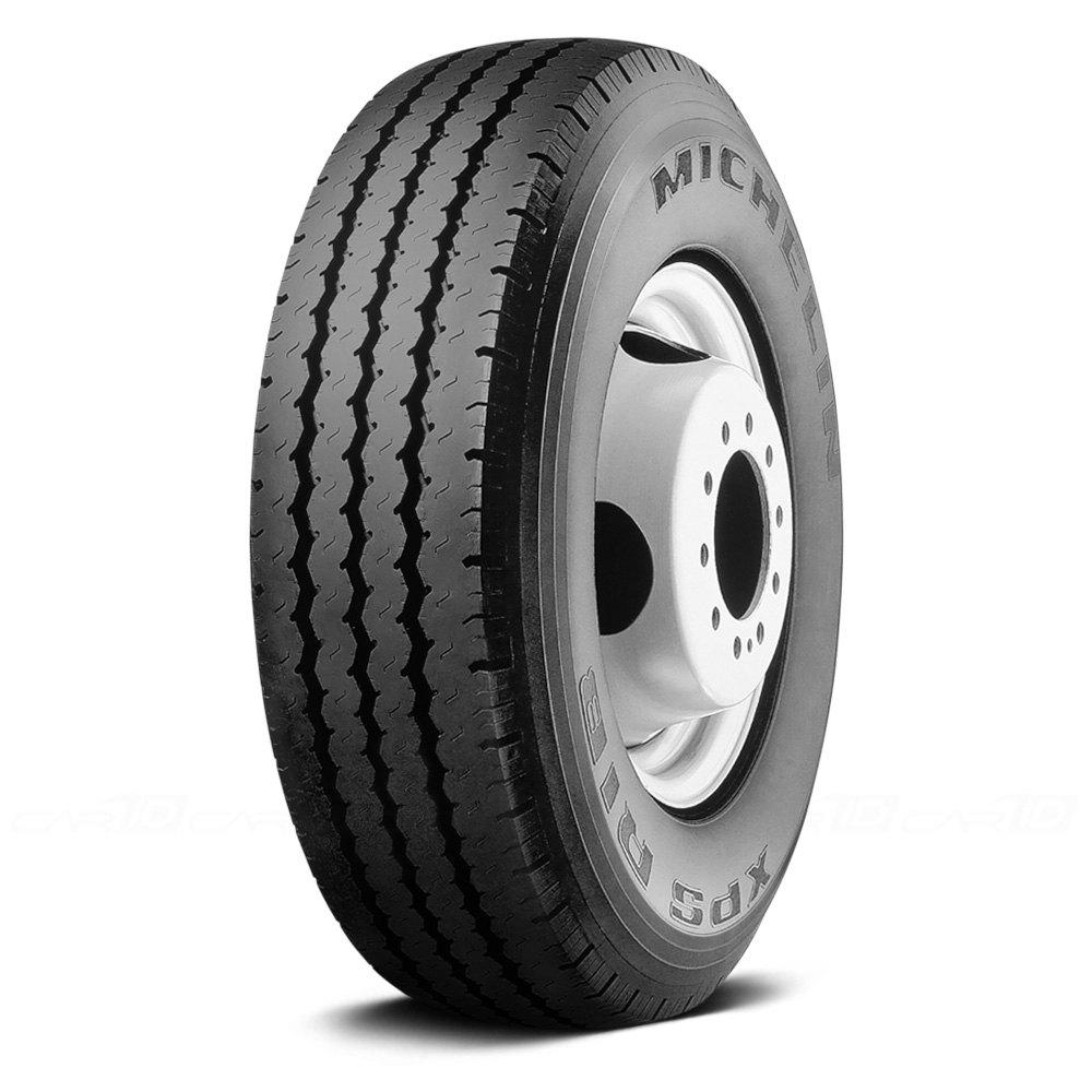 Best Summer Tires >> MICHELIN® 26848 - XPS RIB LT245/75R16 Q