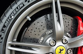 MICHELIN® - Tires on Ferrari 458
