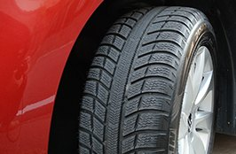 MICHELIN® - Tires on Primacy Alpin PA-3